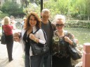 With Philip Chang at Lou Lok iim Garden, Macau