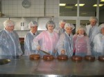 Making Sachertorte in Vienna