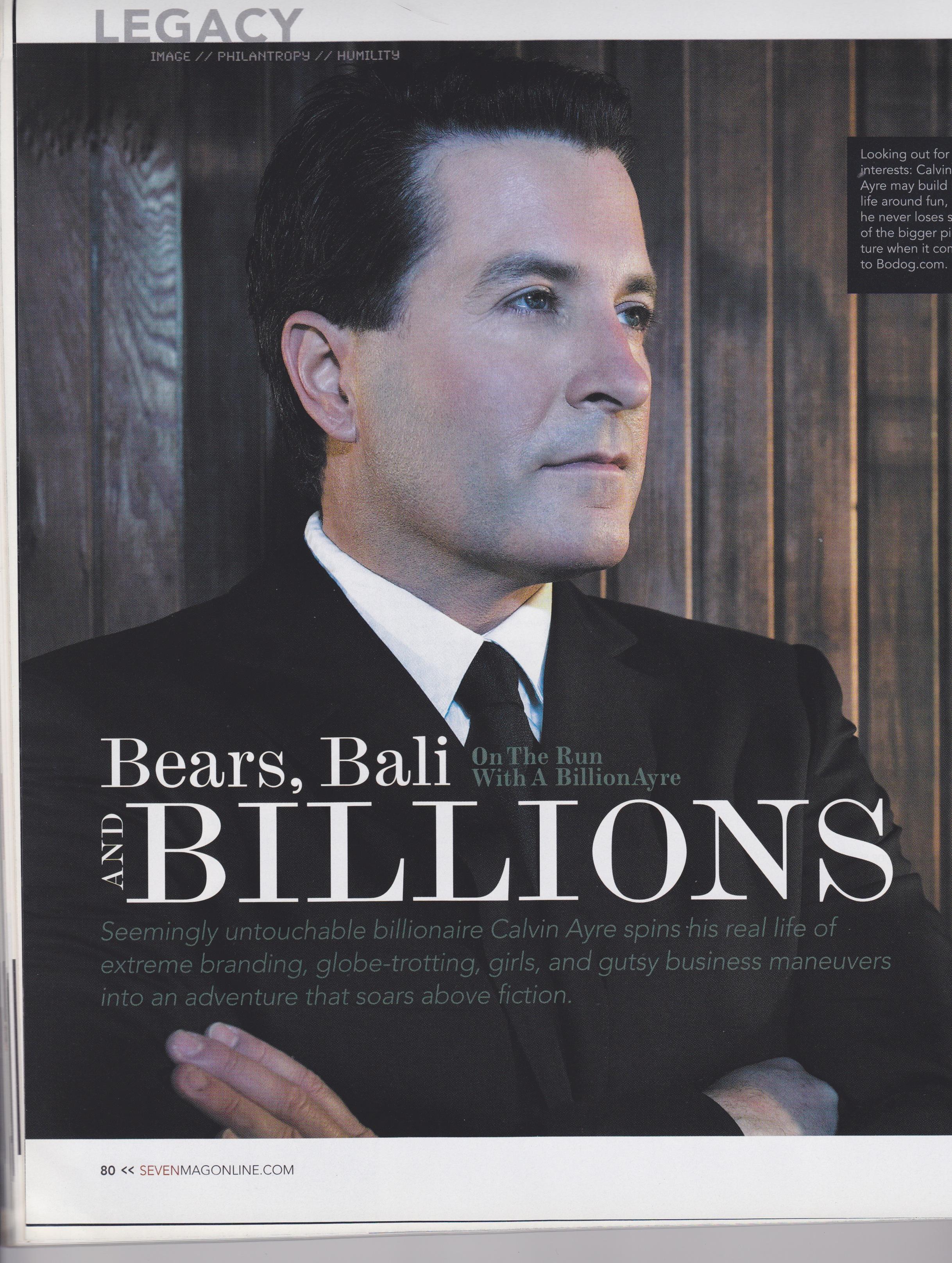Portfolio: Consumer Magazines, 2002- Present