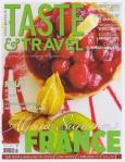 TasteTravelAugustcover