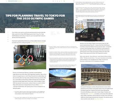 WFJanOlympicsTokyoPlanning